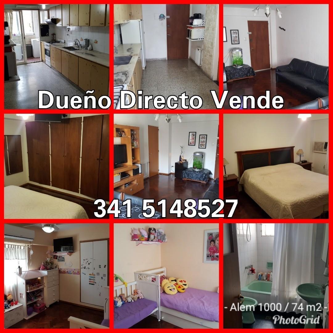 Dueño Vende 2 dorm 74 m2 + Cochera