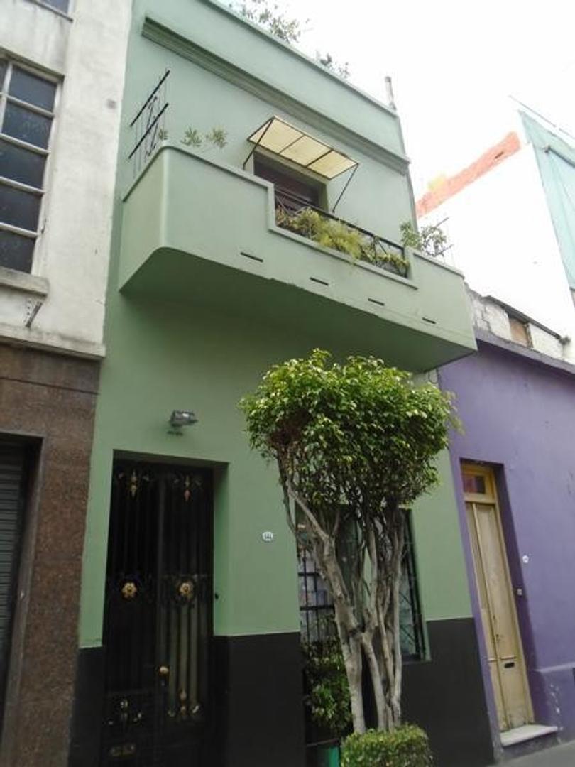 Casa en Venta en Monserrat - 5 ambientes