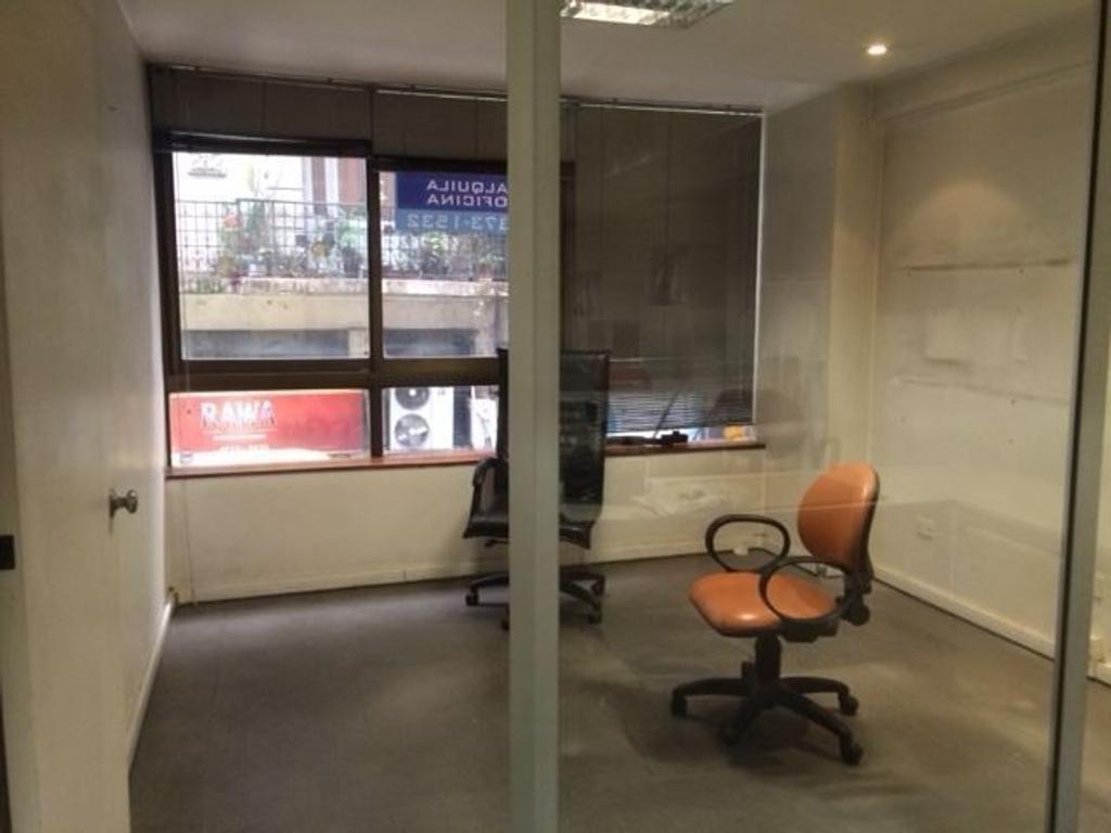 Excelente Oficina zona tribunales 200m2 piso planta libre Talcahuano y Corrientes
