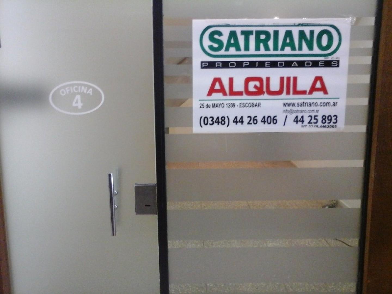 Oficina en Alquiler - Nro. 4