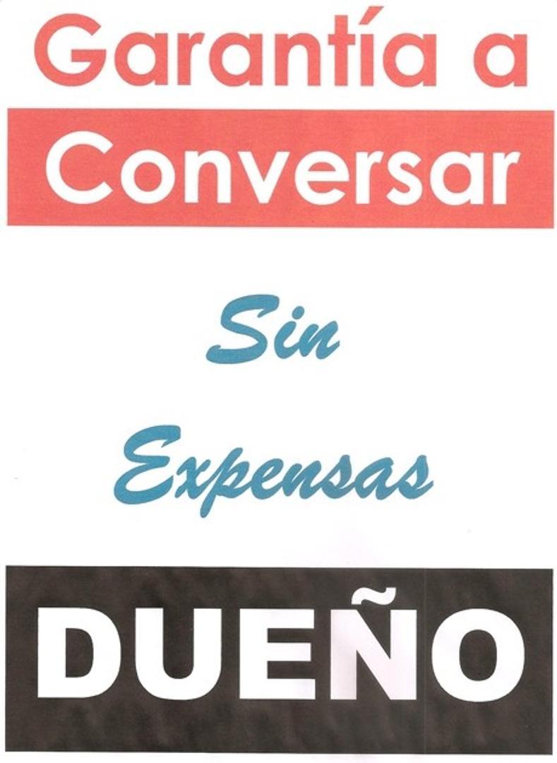DUEÑO ALQUILA - GARANTIA A CONVERSAR