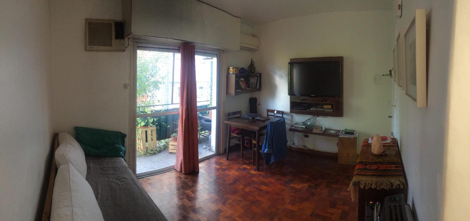 Luminoso y cómodo departamento en Balvanera - Dueño directo