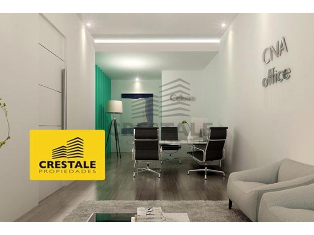 Mendoza y Callao - Departamento 1 dormitorio a la venta