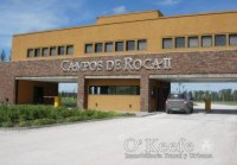 """Excelente Lote en """" Campos de Roca """""""