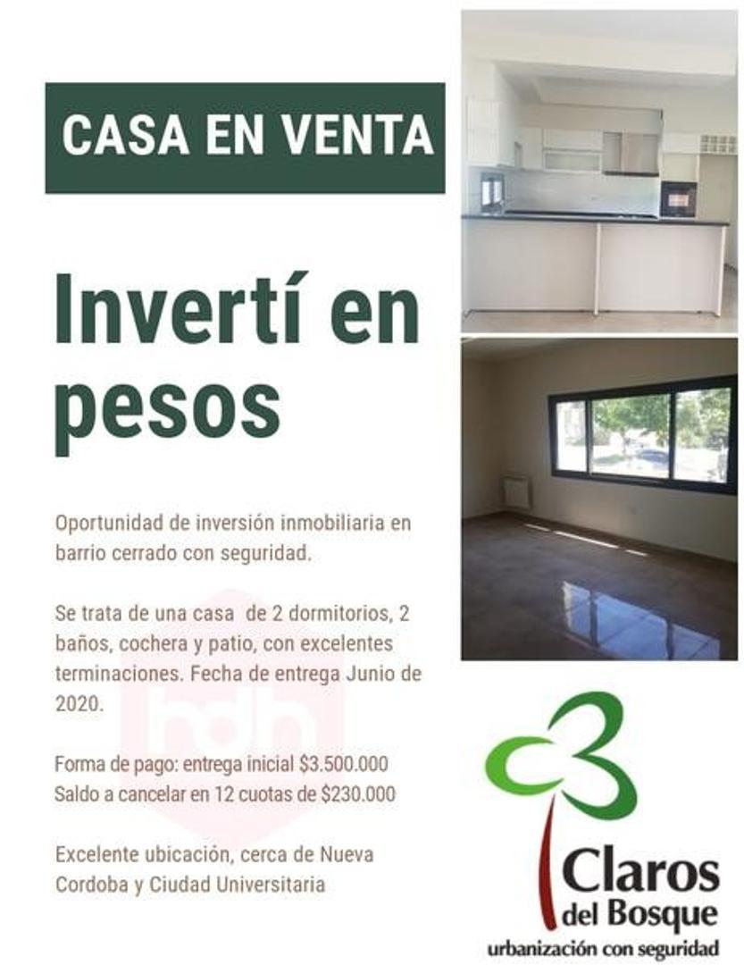 Casa en Venta en Claros del Bosque - 6 ambientes