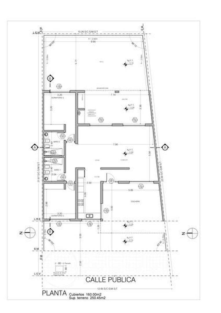 Casa en Venta - 6 ambientes - $ 3.500.000