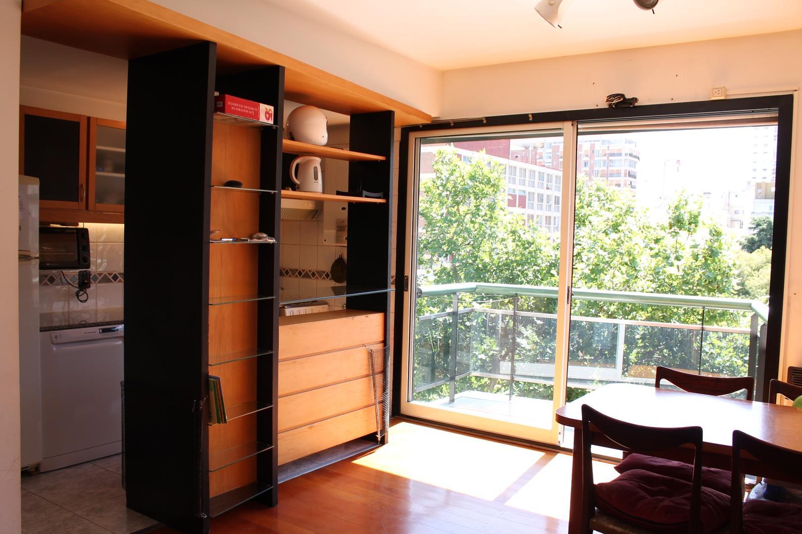 Departamento - 45 m²   1 dormitorio   10 años