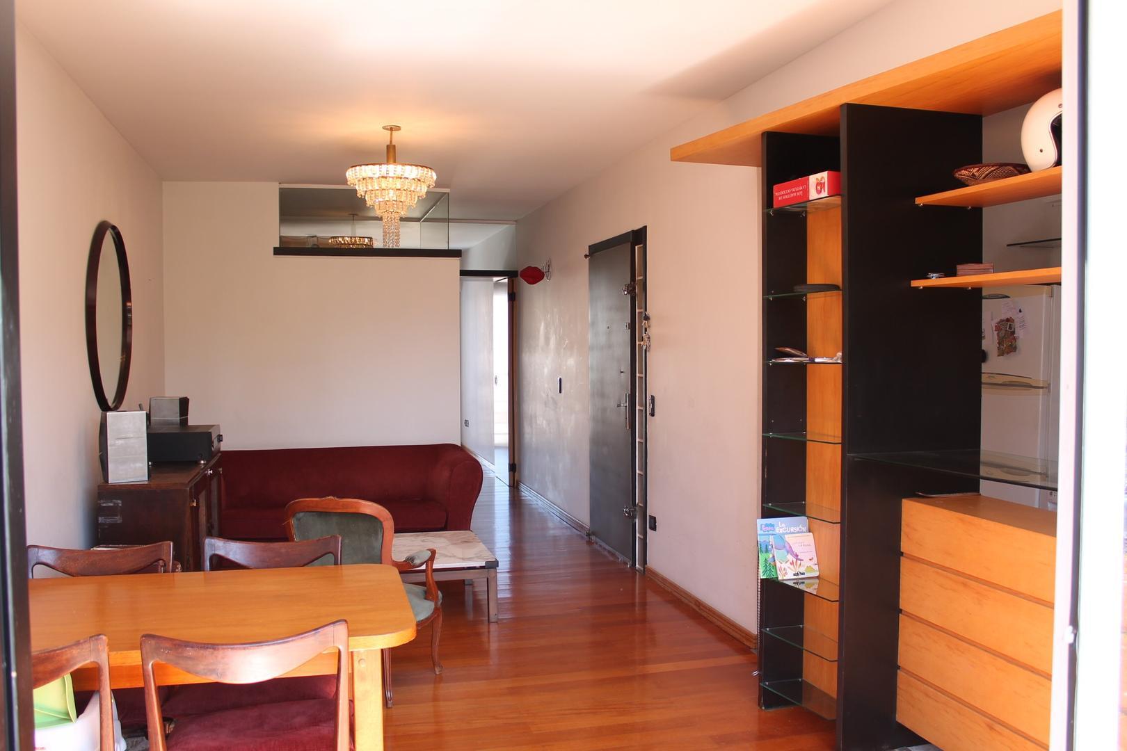 Departamento en Alquiler en Recoleta - 2 ambientes