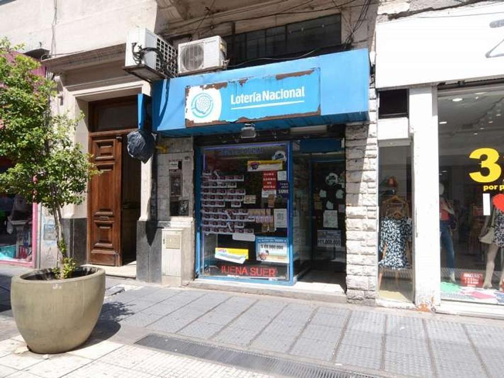 Local a la calle de 65 m2. Desarrollado en Planta Baja, Entrepiso. Microcentro histórica arter...