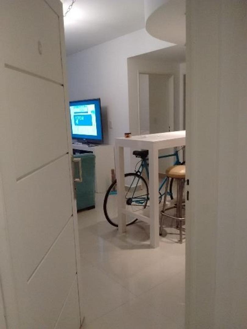 Departamento de 2 ambientes de 50 m2 - LOCACIÓN CON DESTINO PROFESIONAL