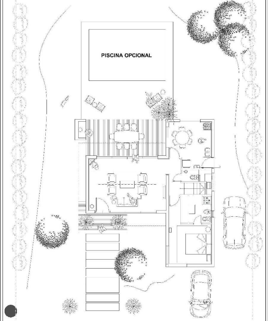 Casa en Venta en La Cuesta - 4 ambientes