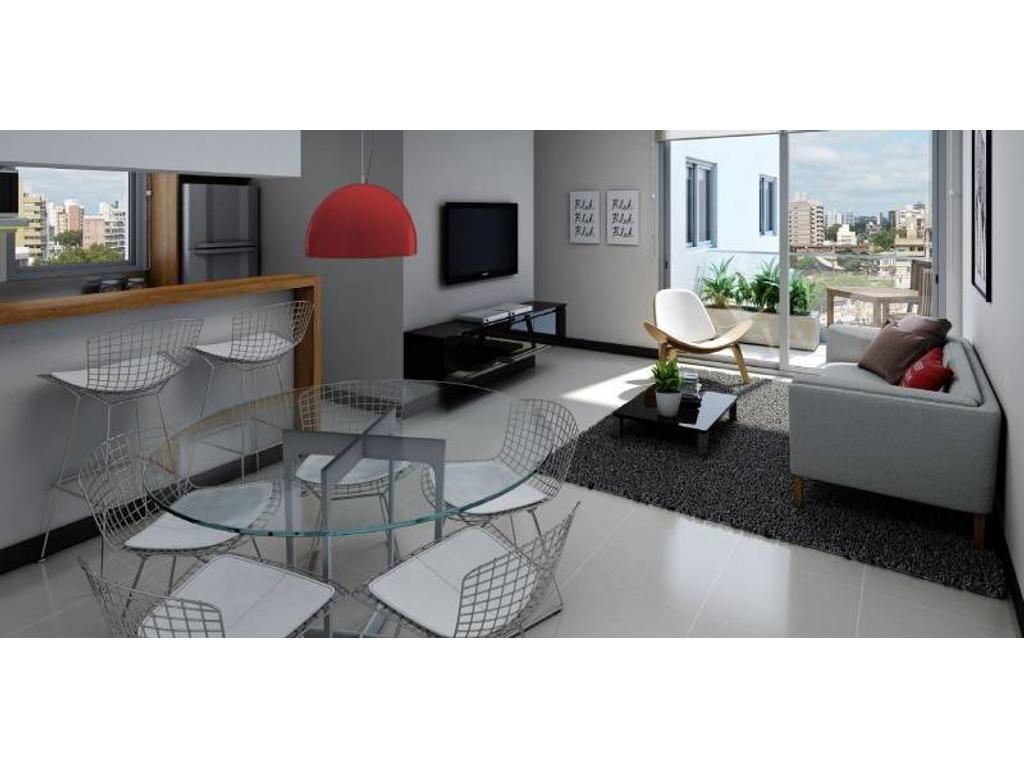 1 Dormitorio de calidad constructiva - Barrio Abasto
