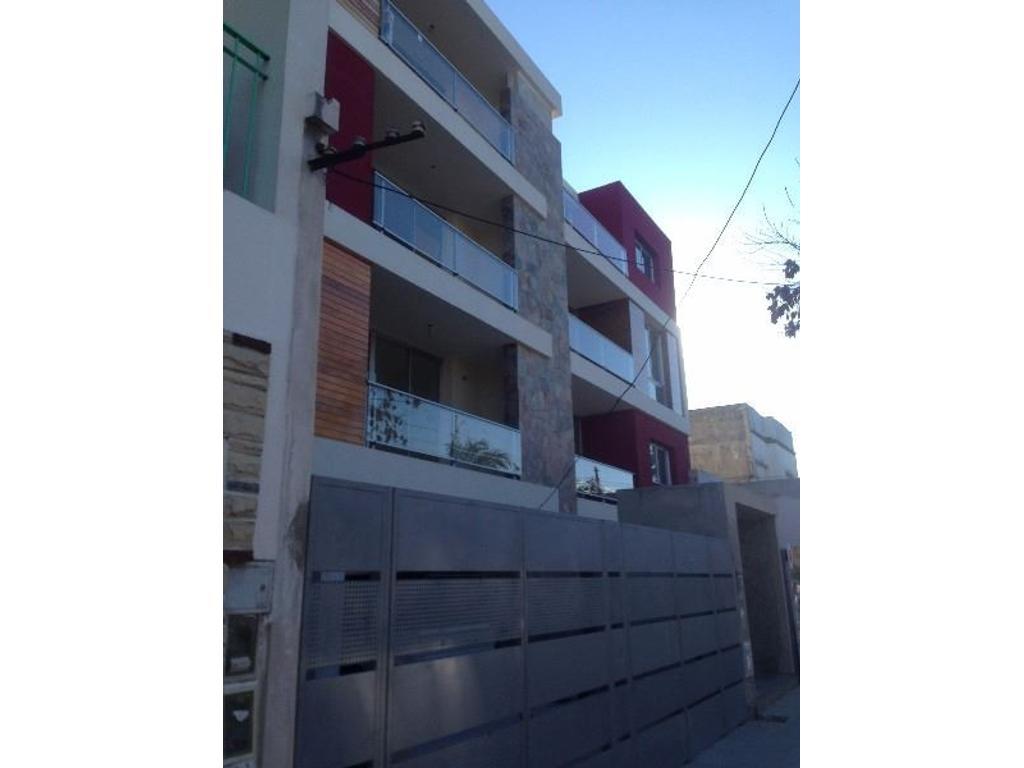 Departamento en Venta a estrenar, moderno con 2 Dormitorios, balcon y cochera