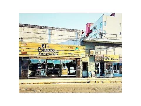 MERLO CENTRO   Casa de Sanitarios con local 365m2