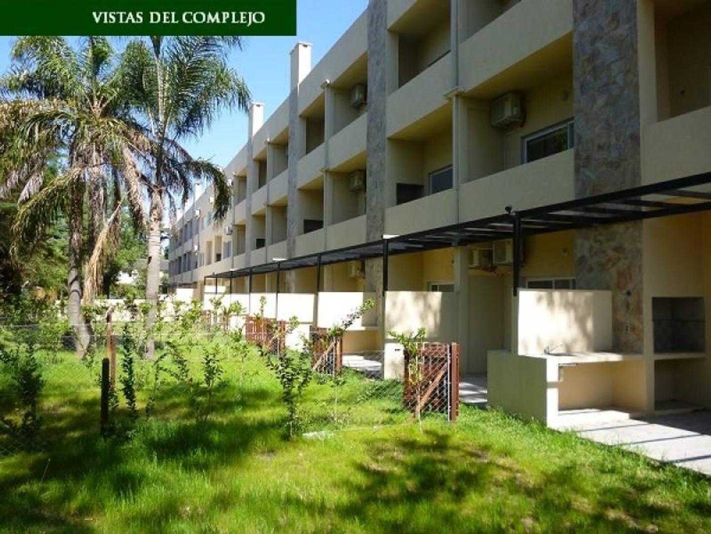 Departamento en Alquiler en Las Campanillas, Pilar - Con Terraza