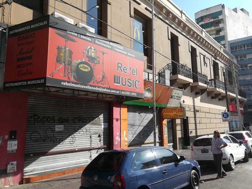 DUEÑO ALQUILA LOCAL AVELLANEDA CENTRO