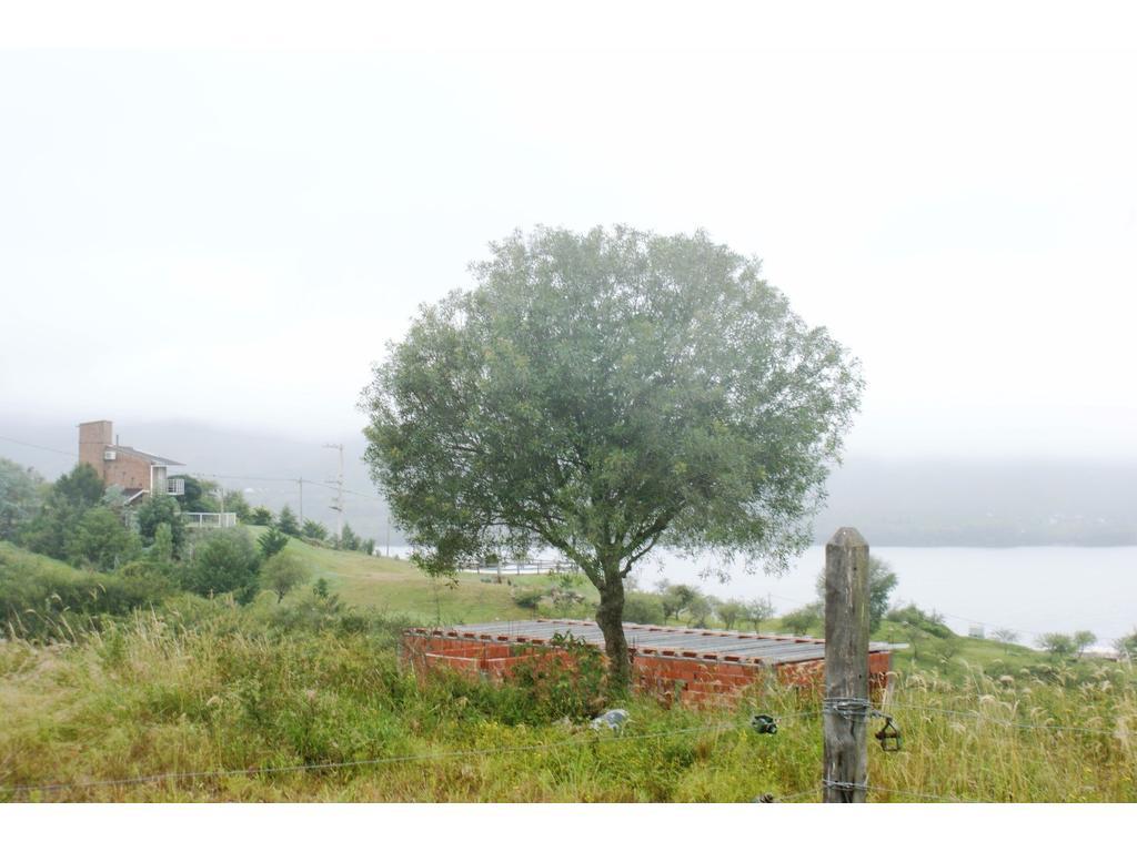 Excelente lote c/vista al lago,!! zona res. Va. Parque Siquiman/Escritura/luz