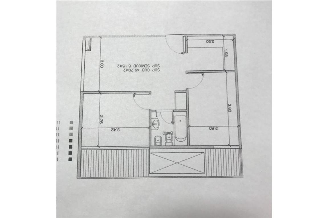 Departamento en construcción- Parque Patricios