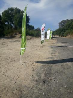 Fraccion 8 hectareas con subida Autopista Bs.As. - La Plata, IDEAL CONSTRUCCION COUNTRY