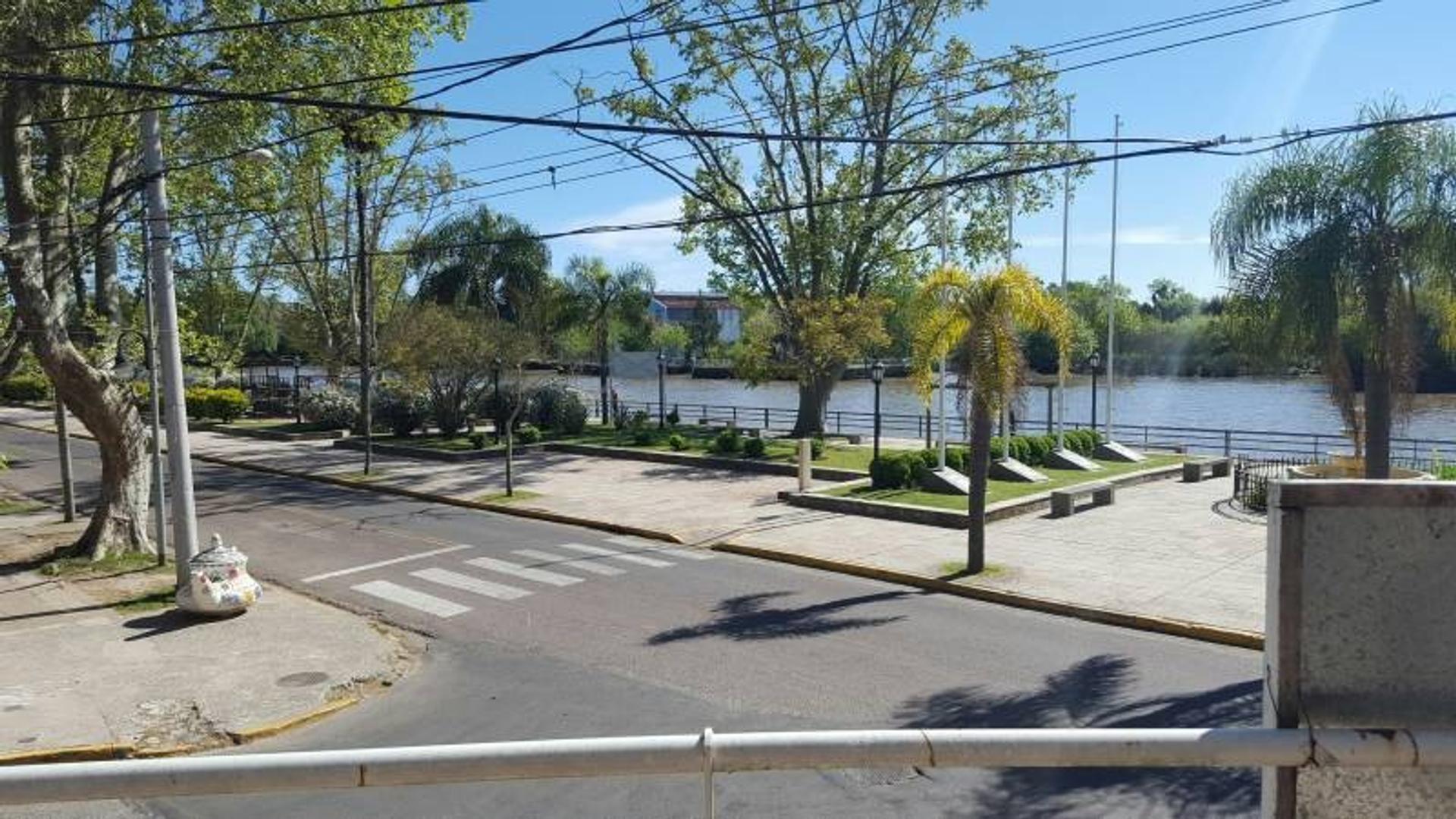 Vista Lujan-Departamento con vista al rio en venta, Tigre. APTO CREDITO