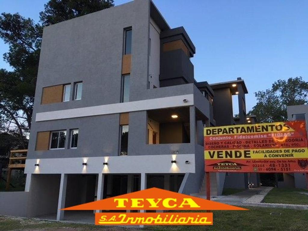 XINTEL(TEY-TE1-3206) Departamento - Alquiler temporario - Argentina, Pinamar
