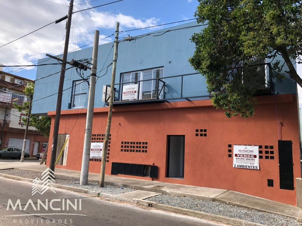 Venta - Villa Ballester - Departamento 2 ambientes A ESTRENAR!