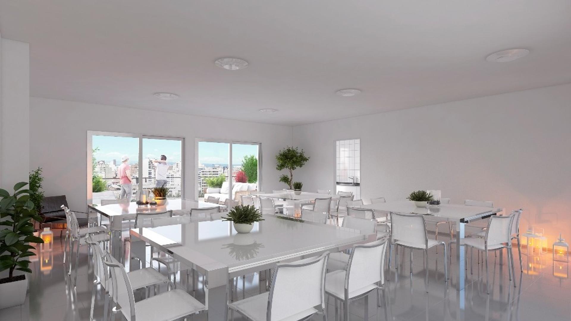 Departamento - 130 m² | 3 dormitorios | A estrenar