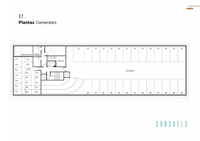 Departamento en Villa Crespo con 3 habitaciones