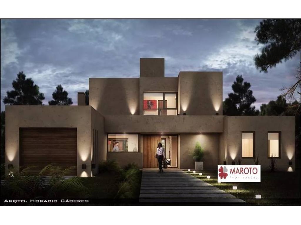Costa Esmeralda - Casa en venta en barrio residencial