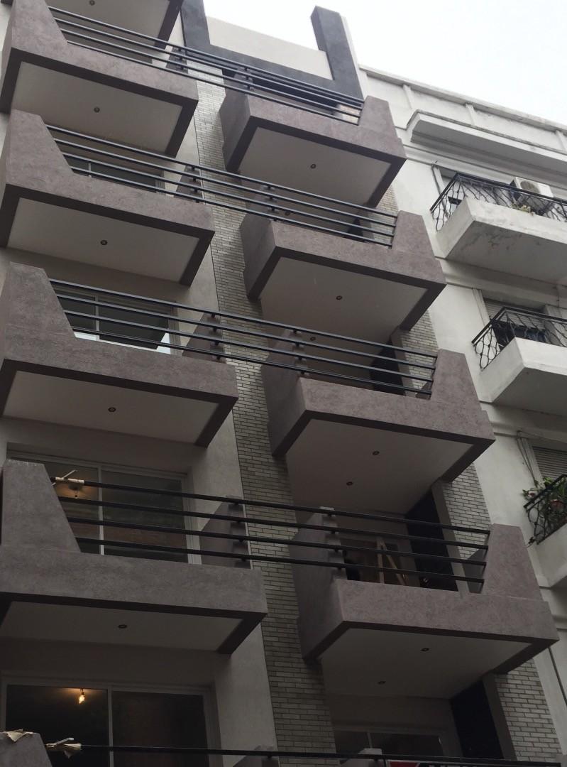Dpto Monoambiente divisible con balcón a estrenar. Entrega y posesión ya.