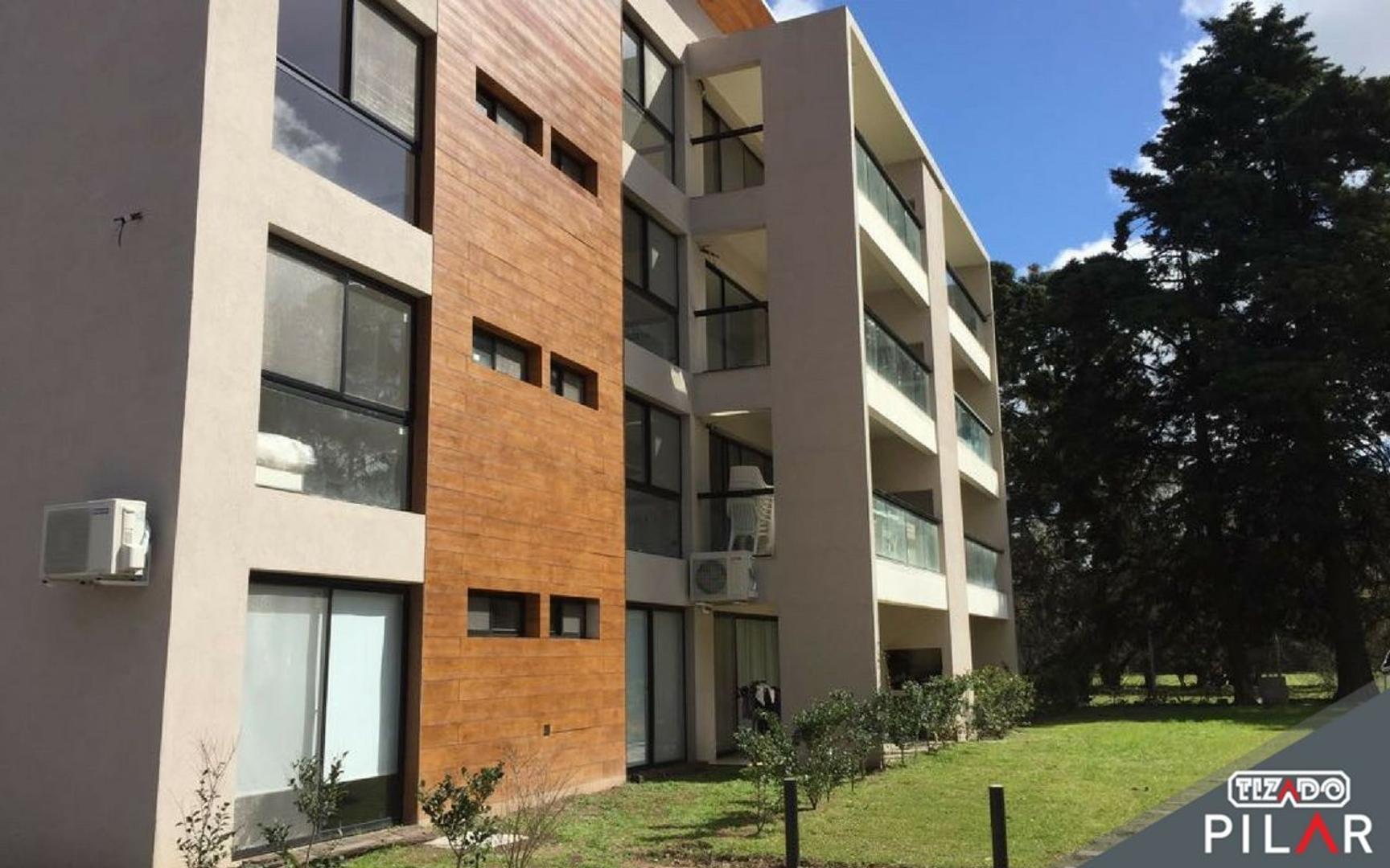 Departamento  en Venta ubicado en Pilar, Pilar y Alrededores - PIL3758_LP168165_1