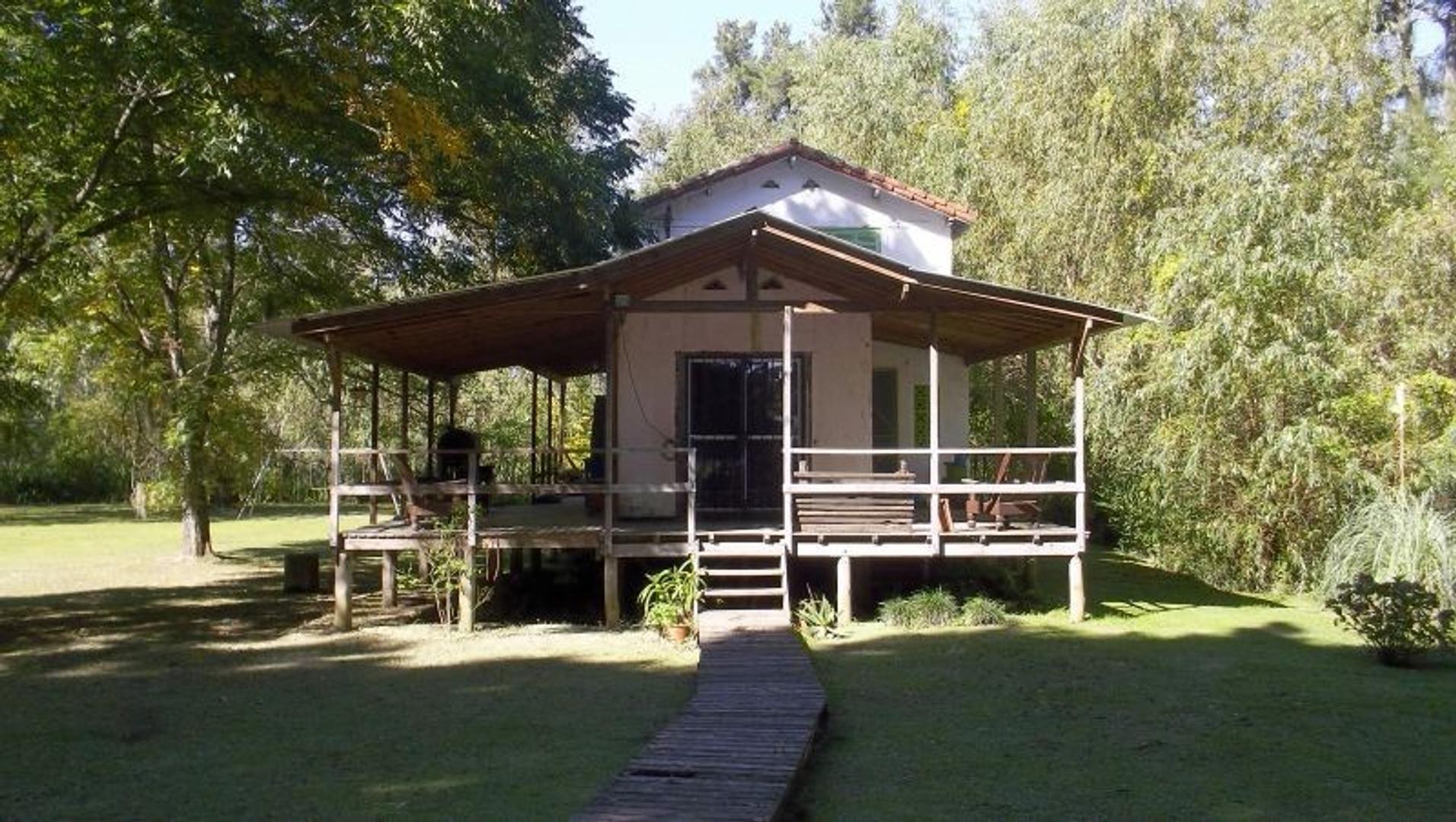 Casa en Venta en Zona Delta Tigre - 3 ambientes