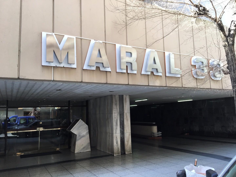 EDIFICIO MARAL 33 EXCEPCIONAL MONOAMBIENTE CON COCHERA PISO 17º VISTA AL MAR