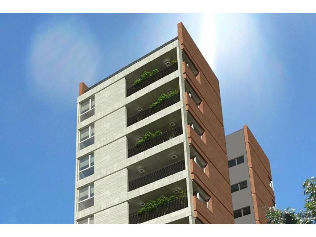 Departamento 1 dormitorio a la venta en Rosario. Catamarca y San Nicolás. Entrega Agosto 2017.
