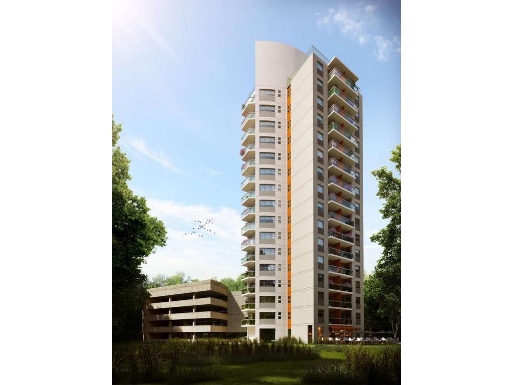 Departamento. Living/Comedor. 1 dormitorio(s). 1 baño(s). En torre. A estrenar.