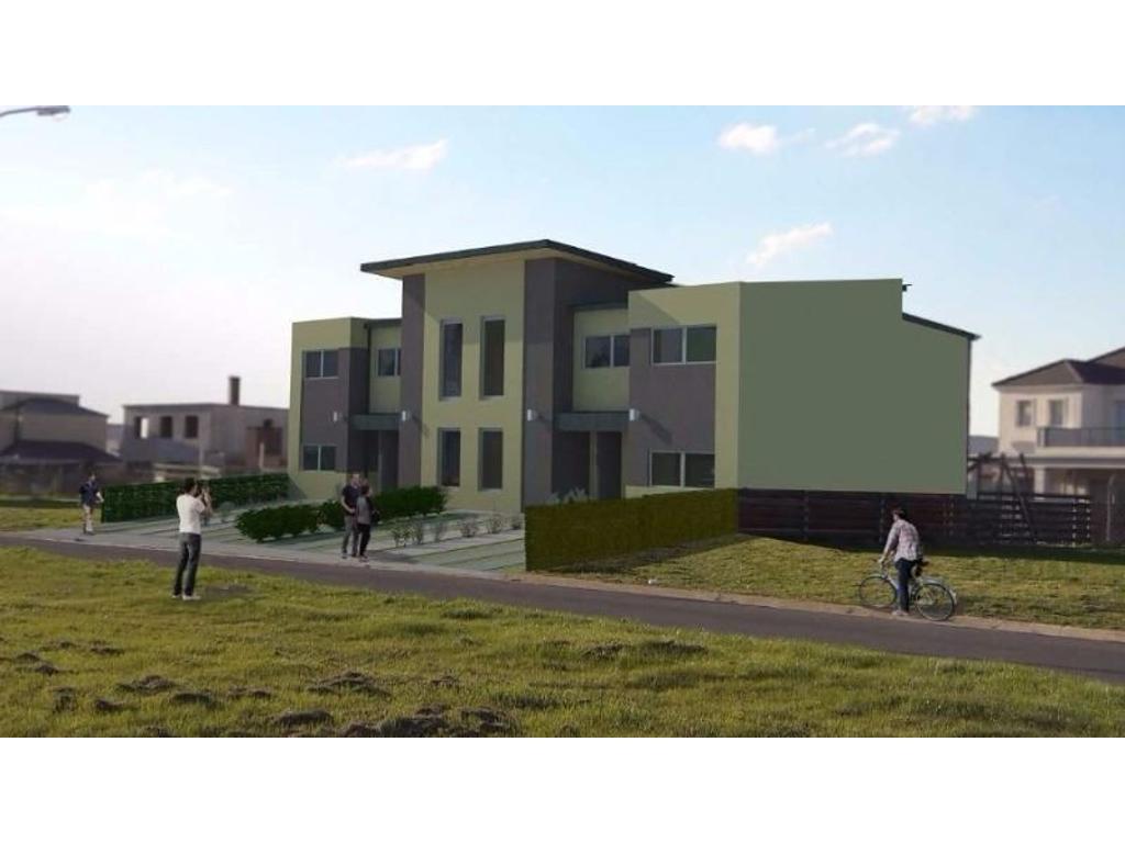 Casa tipo duplex de 4 ambientes en el Barrio Nuevo Quilmes