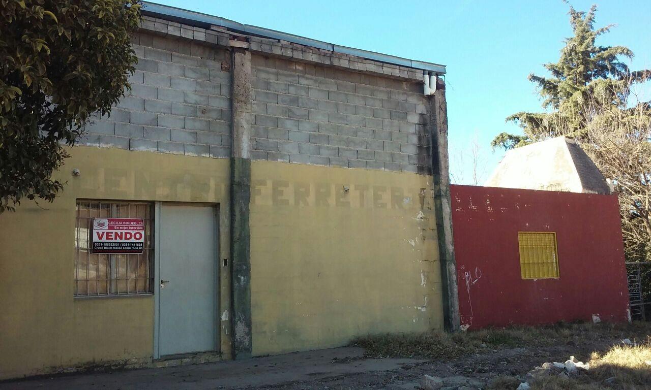 Nºref: 702 -APTA CRED-Prop en Villa Caeiro a 3 cuadras y media aprox de la rta 38, c/exc ent