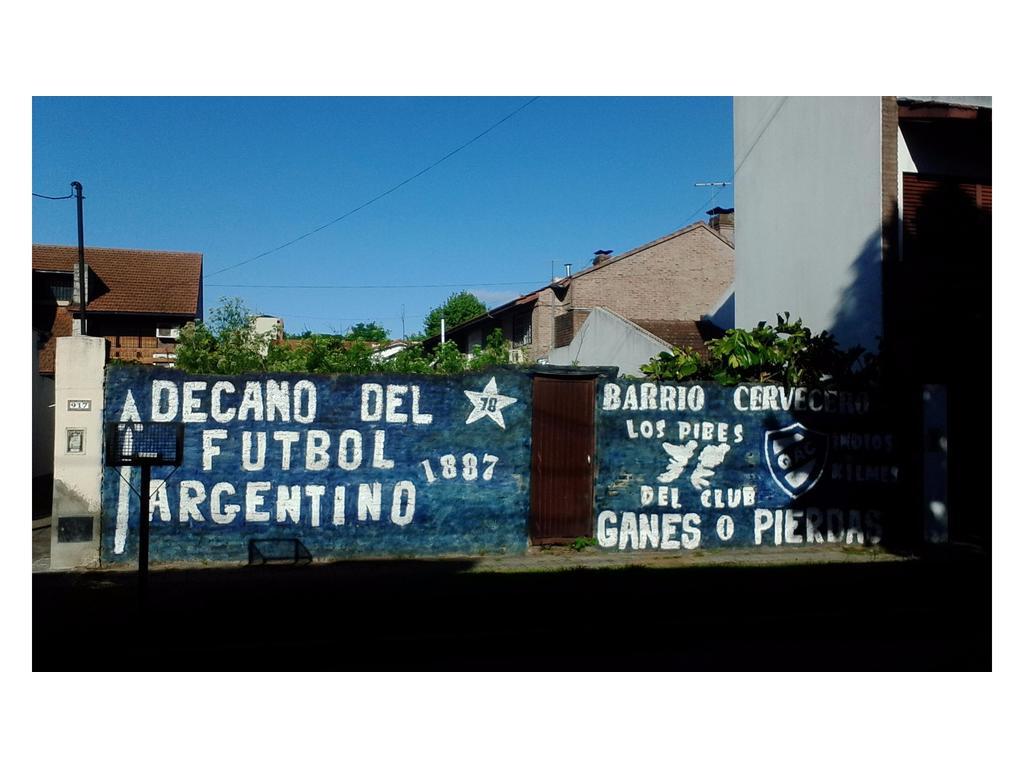 Lote de 10 x 17 m - Quilmes Centro