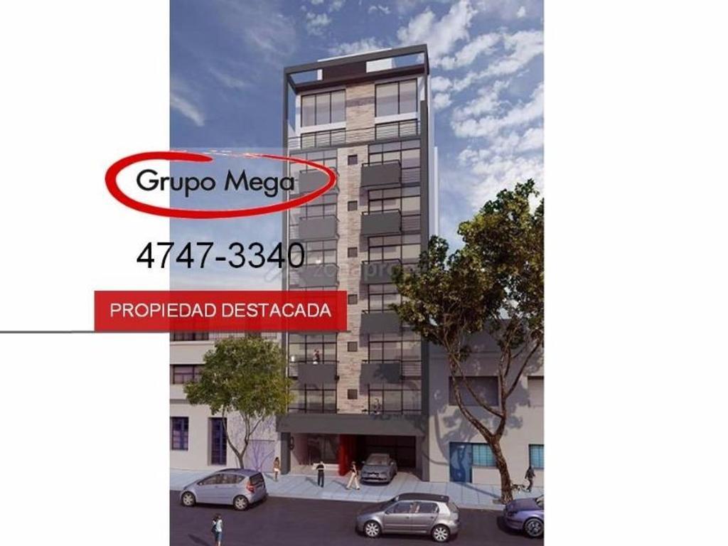Triunvirato 2900 MONOAMBIENTE 47 mts C/BALCÓN entrega NOV 2017 ¡A ESTRENAR!