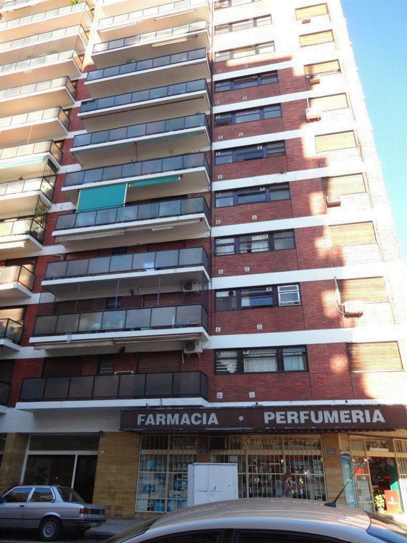 Palermo 2 ambientes con balcon, vista a Parque las Heras