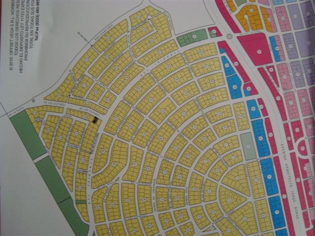 XINTEL(TEY-TE1-2823) Lote - Venta - Argentina, Pinamar
