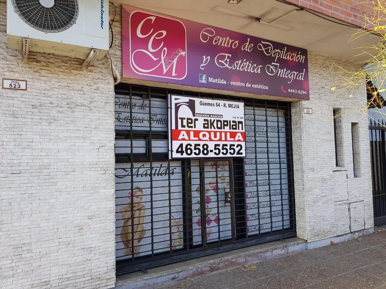 Local en Alquiler en Villa Sarmiento