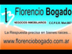 FLORENCIO BOGADO NEGOCIOS INMOBILIARIOS