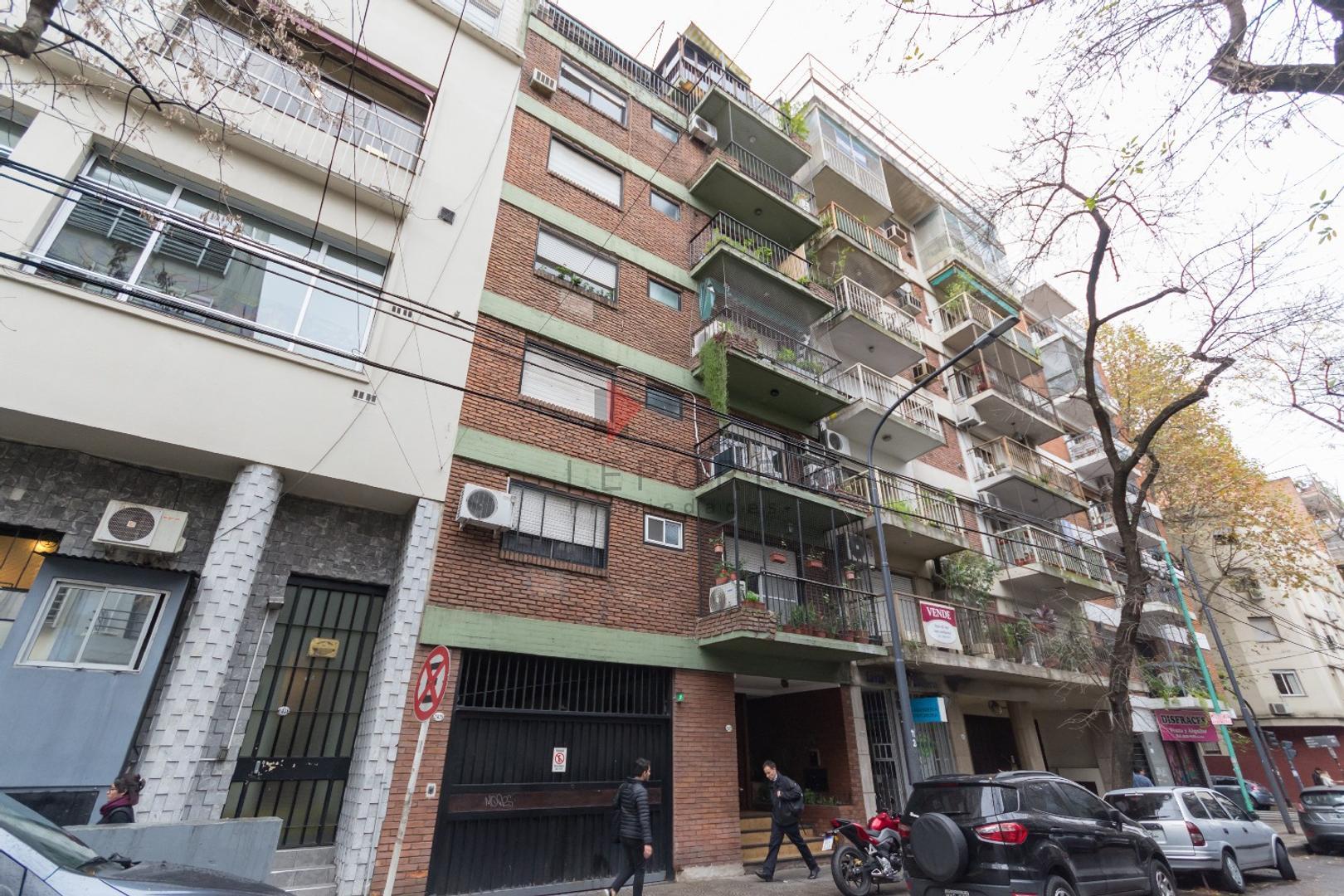 2 ambientes en venta, Belgrano