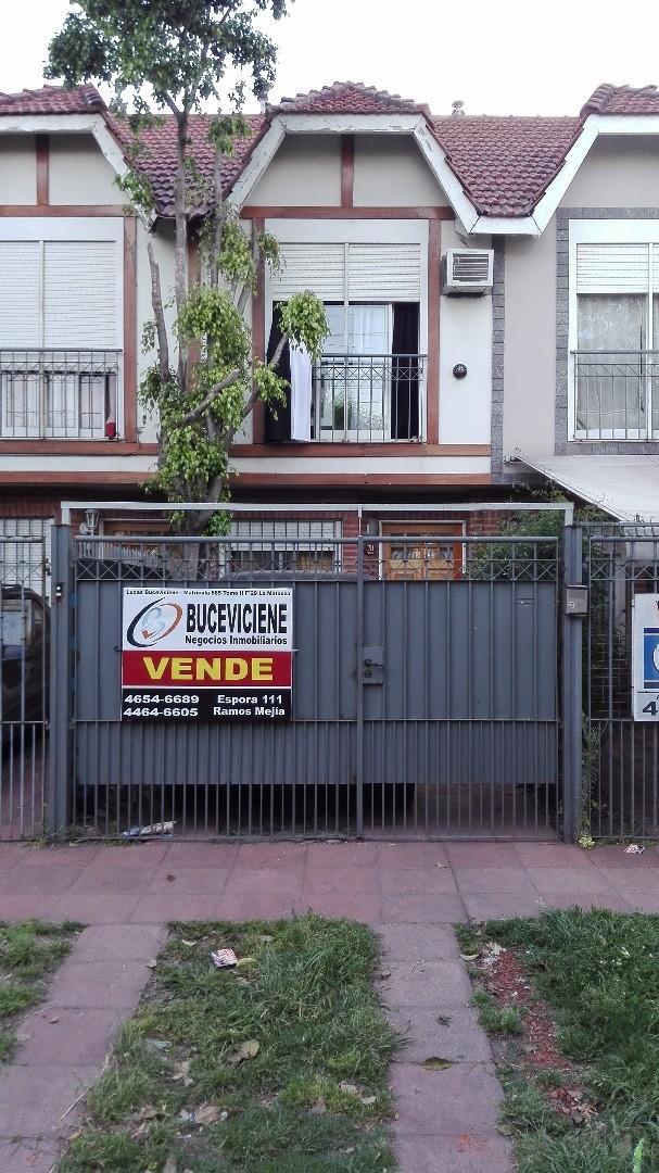 Duplex 4 ambientes Ramos Mejia Sur