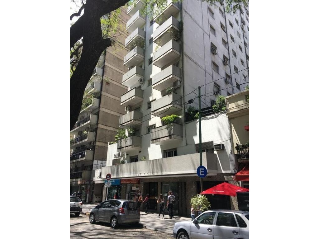 Belgrano, hermoso 3 ambientes al frente con vista panoramica al Rio