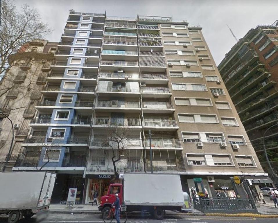Santa Fe 3288 8º B Balcón Contrafrente LEPORE