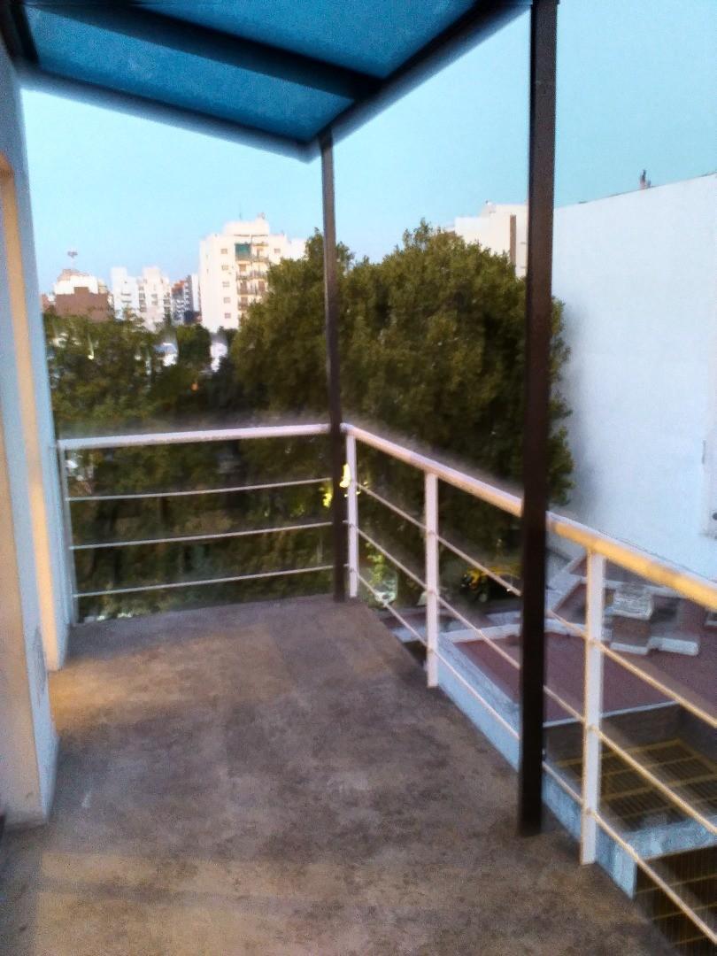 Excelente Departamento monoambiente con balcón en alquiler Gabriela Mistral al 3400 Villa Devoto