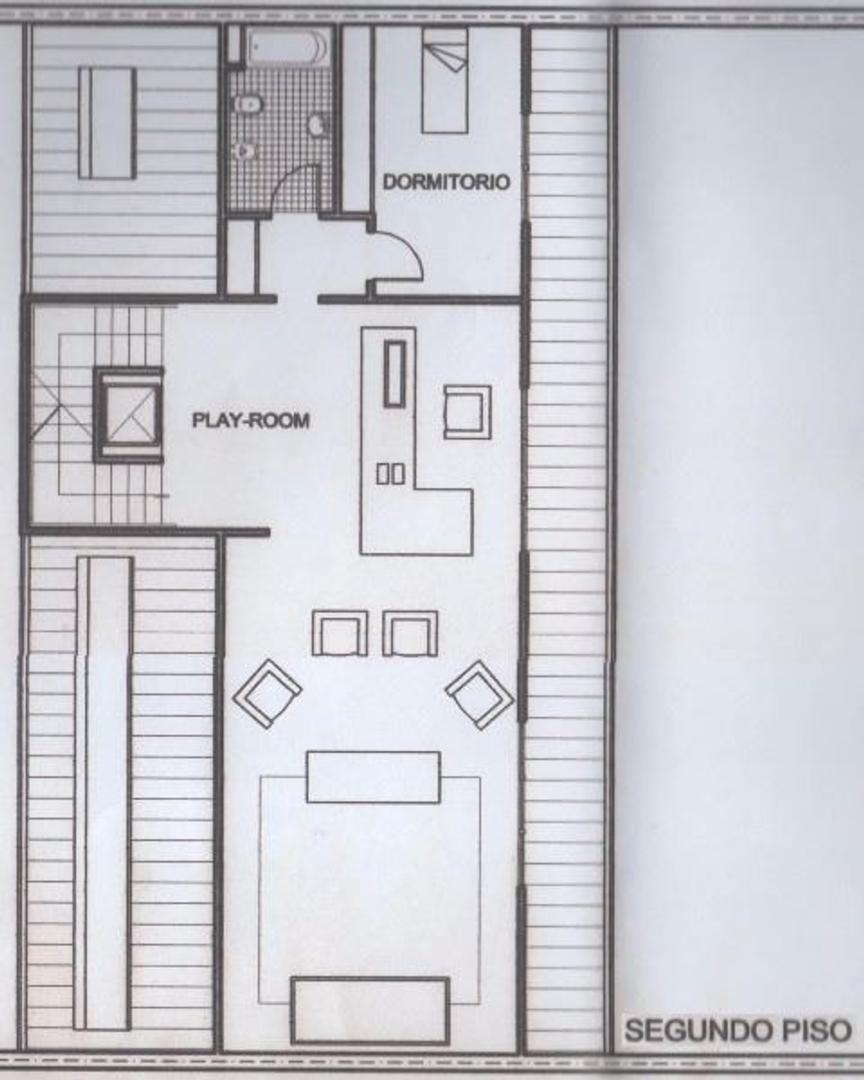 Casa en Villa Urquiza con 5 habitaciones