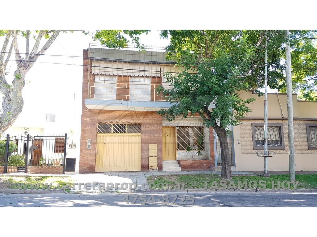 MULTIFAMILIAR 3AMB + 2 AMB en San Andres, Pcia de BSAS – www.carreraprop.com.ar  - tasamos HOY